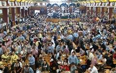 세계인의 맥주잔치, 독일맥주축제 대성황