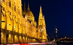 헝가리 부다페스트의 야경, 도시계획이 낳은 '걸작'