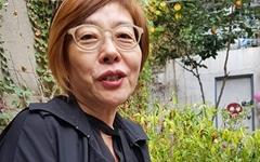 박근혜 탄핵 때 경찰 그린 화가, 옥상에 오르는 이유