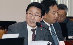 박범계-권성동 기싸움에 오신환 고성까지... '아수라장' 법사위