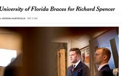 플로리다 주지사, 백인우월주의자 집회에 비상사태 선포