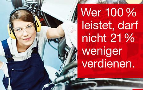 여성의 도시 베를린? 여전히 차별은 존재한다