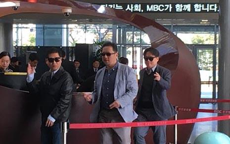 """""""손석희면 충분?"""" 춤추는 최승호.. MBC 웃음바다"""