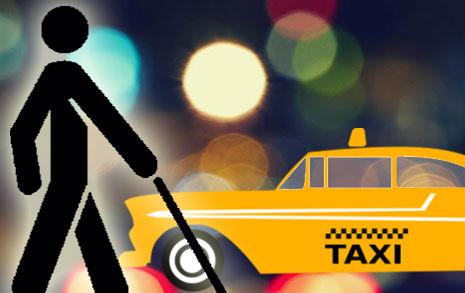 시각장애인에겐 너무 힘들고 불쾌한 '택시 타기'