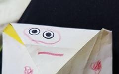 [모이] 아이의 생애 첫 작품