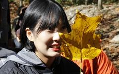 갯내음과 낙엽소리... 보이지 않아도 가을 느껴요
