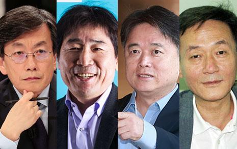 손석희·정찬형·최승호·이우호, MBC 새 사장은?