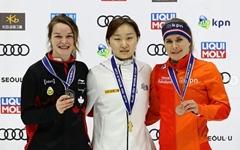 최강 여자 쇼트트랙, 올림픽 앞두고 '따끔한 예방주사'