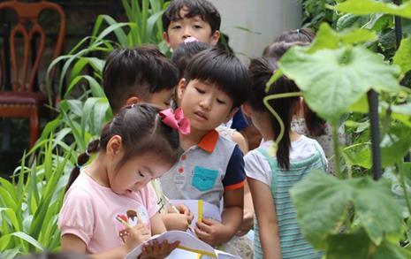 잘 나가는 충남지역 유치원의 다섯 가지 공통점