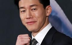 [오마이포토] 김무열, 악의 무리도 녹아버릴 미소