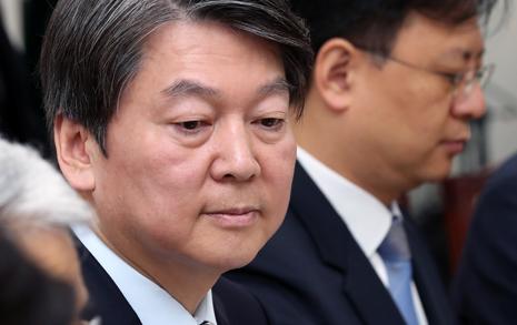 '박주원 폭탄' 여진,  안철수 재신임 언급까지