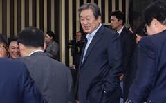 다시 한국당 전면에 나선 김무성의 숨은 과거