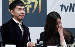 [오마이포토] '화유기' 이승기, 내 공약이 어때서?