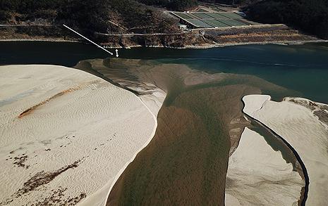 감탄을 연발케 한 낙동강의 '무서운' 복원력