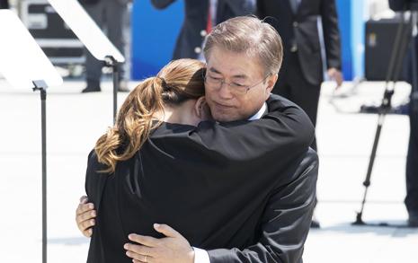 5.18 기념사 돌려본 아이들, 한국사 교사의 '격세지감'