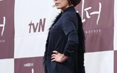 [오마이포토] '마더' 이혜영, 7년 만에 보는 반가운 카리스마