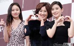 [오마이포토] '마더' 고성희-이혜영-이보영, 엄마의 사랑