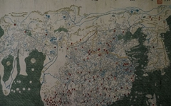 조선시대 지도에 그려진 바그다드, 이게 실화라니