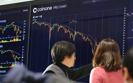 가상통화 폭락이 한국 정부탓? 중국이 '결정타'
