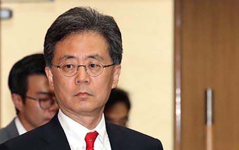 WTO 상소위원 포기한 김현종, 이런 날 올 줄 알았다