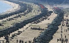 """미 """"북한, 평창 올림픽 전날 열병식 하지 않기 바란다"""""""