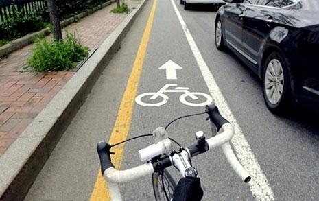 자전거 소음이  신음소리로 느껴진다면
