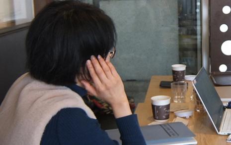 2003년 '강위원 성희롱' 피해자가 다시 나선 이유