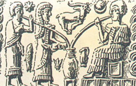 물 대신 맥주,  벌써 7000년 전 일이다