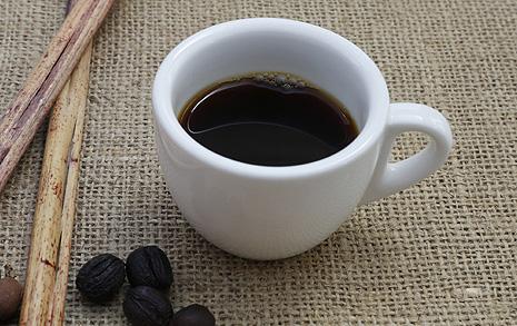 담양에서 재배한 커피 맛, 제 점수는요