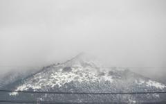 [모이] 막히는 도로가 짜증나지 않는 부산 출근길 설경