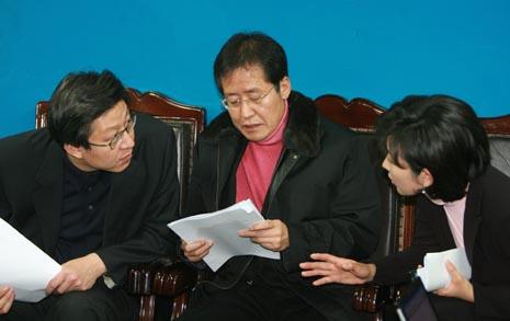 홍준표·나경원·박형준 MB 구속, 욕 볼 사람들