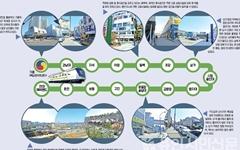 용인경전철 개통 5년, 15개 역사 '험난한 활성화 길'