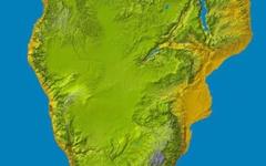 600년 전 조상이 그린 지도, 미국 나사 사진과 똑같네