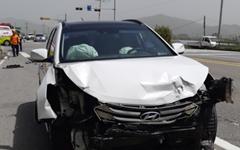 보성소방서, 교통사고 2명 구조