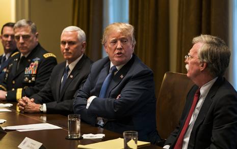 """""""결실 없으면 회담장  떠날 것"""" 트럼프 속내는?"""