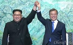 """""""완전한 비핵화를 통해 핵없는 한반도 실현한다"""""""