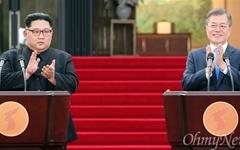 """세계 언론 앞에서 김정은 신고식 """"다른 합의처럼 되면 안 돼"""""""