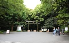 한반도의 역사적인 의미가 있는 도쿄 메이지신궁