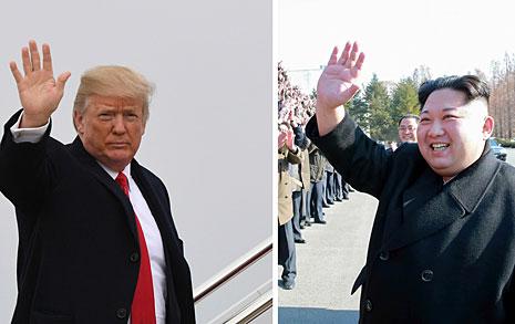 김정은·트럼프, 6.12 싱가포르 '핵담판'... 판문점 카드, 왜 버렸나?