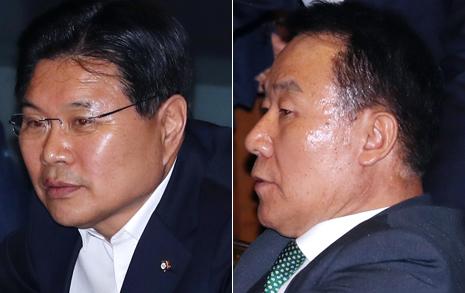 홍문종 염동열 체포동의  부결, 제식구 감싸기?