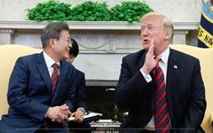 """트럼프의 돌발 발언 """"북.미정상회담이 안 열려도 괜찮아"""""""