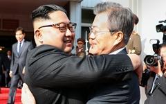 [영상] 문재인 대통령, 김정은 위원장과 깜짝 2차 정상회담