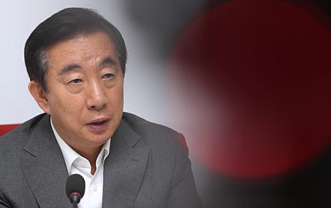 배후·강박관념·도루묵 '김성태 혁신안' 평가
