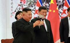 """청와대 """"북중회담, 비핵화의 안정적 완성에 긍정적 역할"""""""