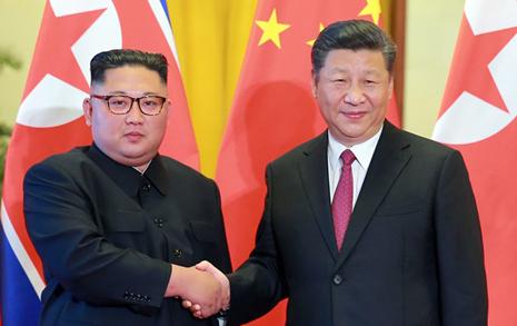 김정은·시진핑 파격만남... 이유는 다른 곳에 있었다