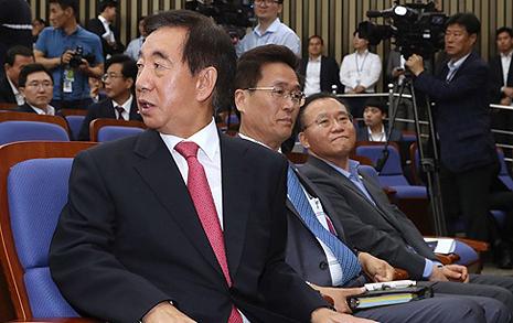 '친박'이든 '비박'이든 누가 이겨도 한국당은 치명상