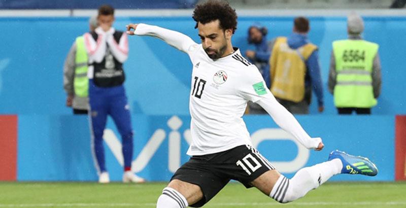 살라의 첫 필드골 나왔지만... 이집트는 전패로 대회 마감