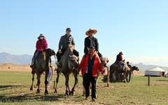 몽골 여행, 라텍스 방석은 왜 필요한가 했더니