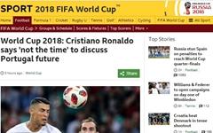 월드컵 후 은퇴하는 스타들, 메시·호날두는 '한번 더'?