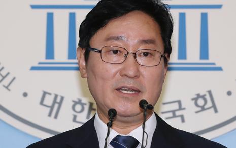 """'당대표 도전' 박범계 """"부엉이모임, 패권추구 안해"""""""